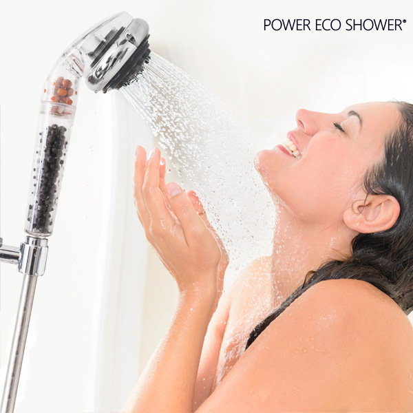 Power Eco Shower Multifunction Shower Head