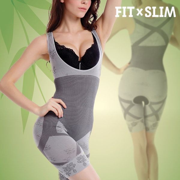 Bamboo Shapewear Unibody Reducing and Moulding Corset