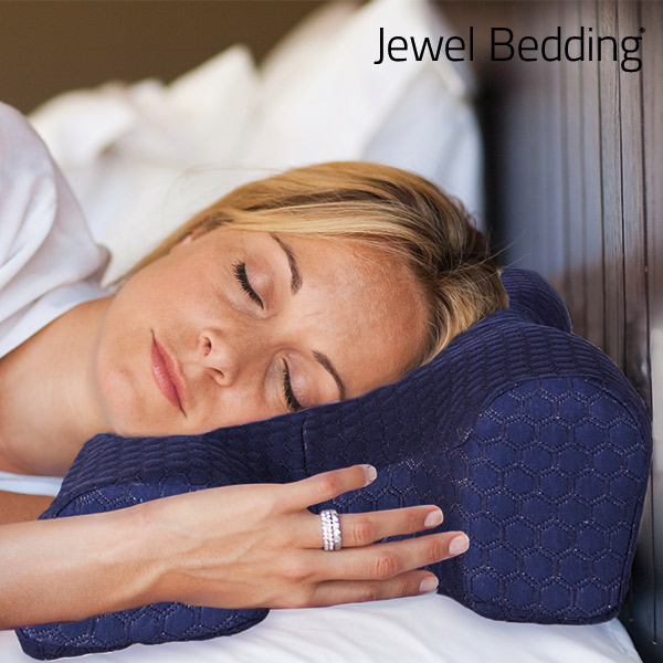 Jewel Bedding Anti-wrinkle Viscoelastic Pillow