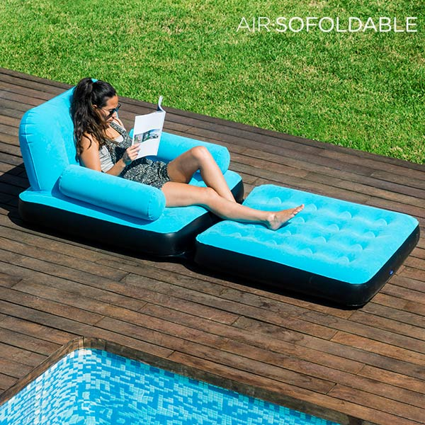 Air.Sofoldable Extendable Inflatable Chair