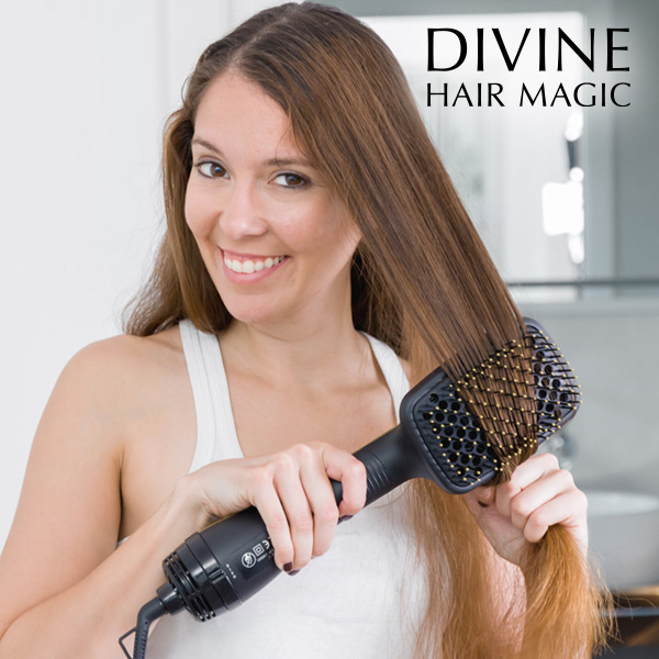 Magic Dryer & Styler Electric Hair Dryer