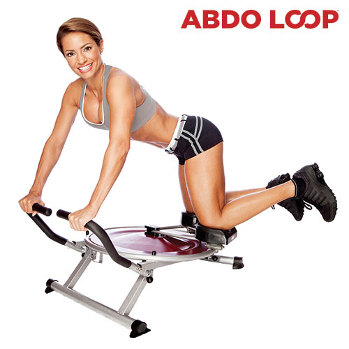Abdo Loop Circular Abs Machine