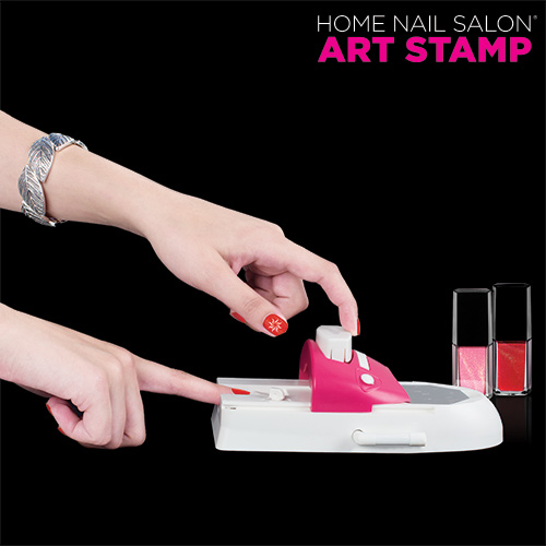 Art Stamp Nail Stamping Machine